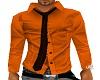 [E] Orange Shirt w/ Tie