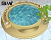 Wolf Gold Tub