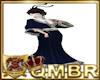 QMBR Kimono Midnight Gld