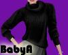 ~BA Black Sweater