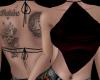 Hanky top+tattoo