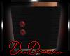 DD| Bunny Cuffs Red