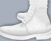 Boots White -angel