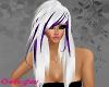 !Cs Rita White & Purple