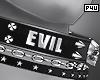 -P- Evil Collar M