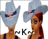 ~K~ All Amer Cowgirl H