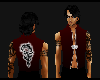 warrior vest redcaste
