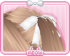 ♛White Hair Bows