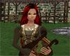 Medieval musician radio