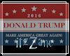 Trump Sign /  poster