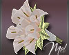 Mel- Lily Bridal Bouquet