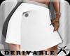 !DERIV CasualFit3 Skirt