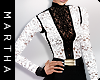 (2111) Lace White Ivory