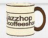 Jazzhop coffee mug