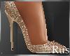 Rus: Emma Gold Shoes