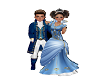 Prince & Princess Cutout