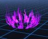 Purple Flame aura