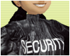 security poncho?