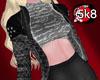 Kawaii Goth Top + Jacket