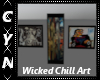 Wicked Chill Art