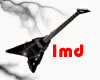 LMD Lightning Guitar