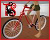 TS Red Bike wPoses