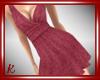 e Boho Dress - Pink