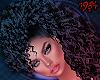 1984 80s Girl Black