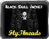 Black Skull Jacket