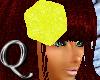 !Q Yellow Dina FLower