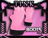 Moo-fect | Pink Boots