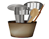 ~MA~Kitchen Utensils