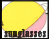 Yellow-Pink▲Sunglasses