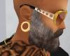 Ear plugs gold