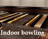 Secluded Bowling Lane