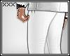 [X] White Pants.