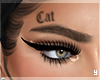 Cat's Custom Brow Tatt