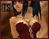 NA Belted Bead Dress