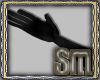 {S}Blk Right Glove