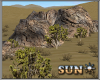 !SR! Desert  Rocks