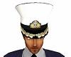 Royal navy commander hat