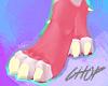 c.♡ F Paws Cream