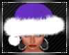 Purple Santa Hat