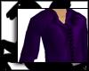 [TN] Purple Silk PJ top