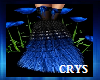 Blue Monster Boots