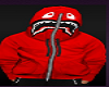 cool mens Scary Face Hoody Guy