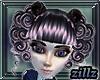 [zillz]Doll Purple Chrom