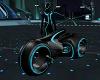 Tron Animated Bike