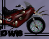 Spiked Monster Bike