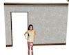 Stucco/Brick Doorway